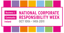National CR Week 2011 logo